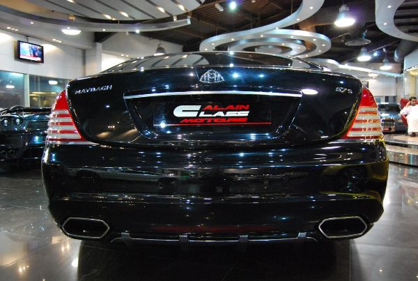 Xenatec Maybach 57S Coupe 2011