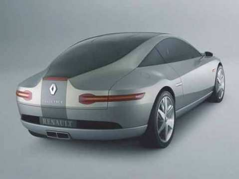 Renault Laguna Coupe last one