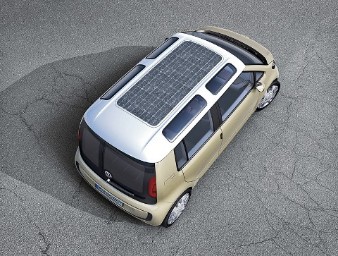 Volkswagen Concept Space UP