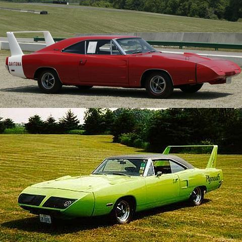 "aseTma aerodinamikurma ""abvesma"" Dodge da Plymouth - avtomobilebs"